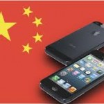 iPhone selling big in China